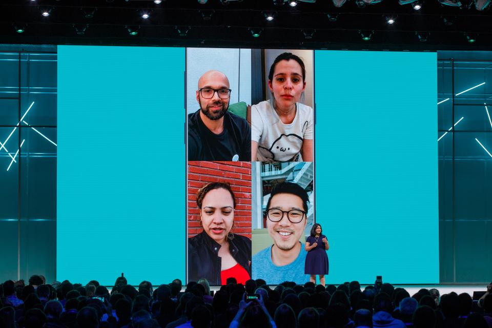 Групповые видеочаты в Инста и WhatsApp